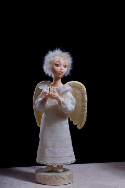 Авторская кукла   Ангел