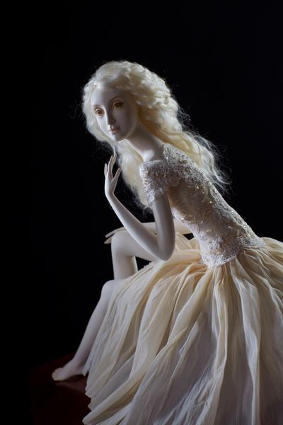 Авторская кукла  Невеста